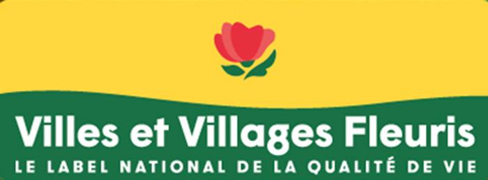 panneau village fleuri Rosenau