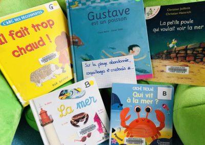 Sélection livres enfant été 2021