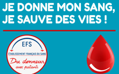 Don du Sang le 29/09/2021