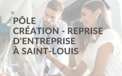 Pôle Création – Reprise d'entreprise à Saint-Louis